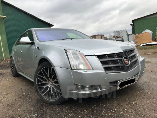 Cadillac CTS, 2010 год, 550 000 руб.