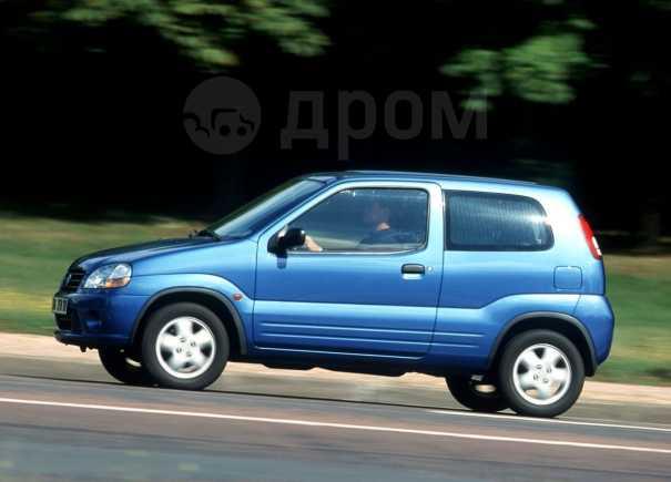 Suzuki Ignis, 2001 год, 170 000 руб.