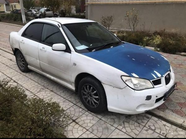 Subaru Impreza, 2005 год, 150 000 руб.