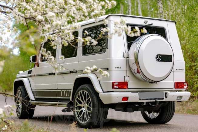 Mercedes-Benz G-Class, 2013 год, 5 500 000 руб.