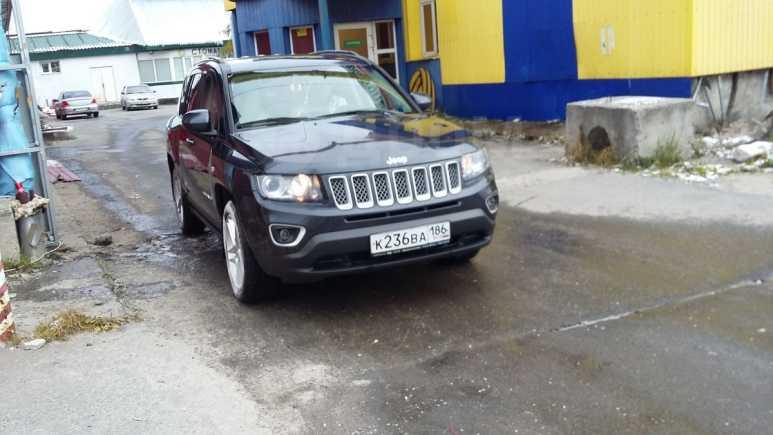 Jeep Compass, 2013 год, 1 000 000 руб.