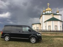 Екатеринбург Multivan 2010