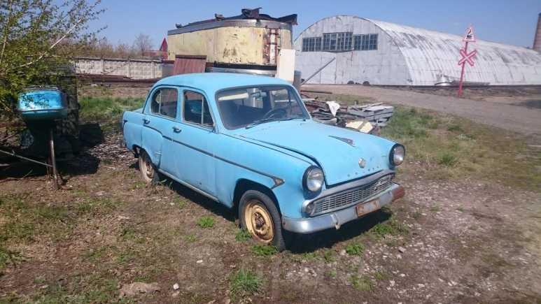 Москвич 403, 1964 год, 35 000 руб.