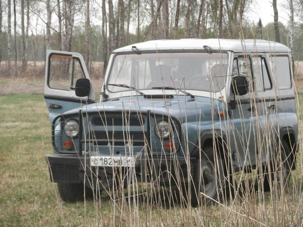 УАЗ 3151, 1997 год, 115 000 руб.