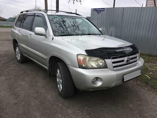 Toyota Highlander, 2004 год, 638 000 руб.