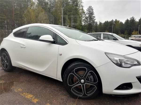 Opel Astra GTC, 2013 год, 870 000 руб.
