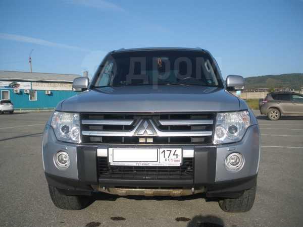 Mitsubishi Pajero, 2007 год, 919 000 руб.