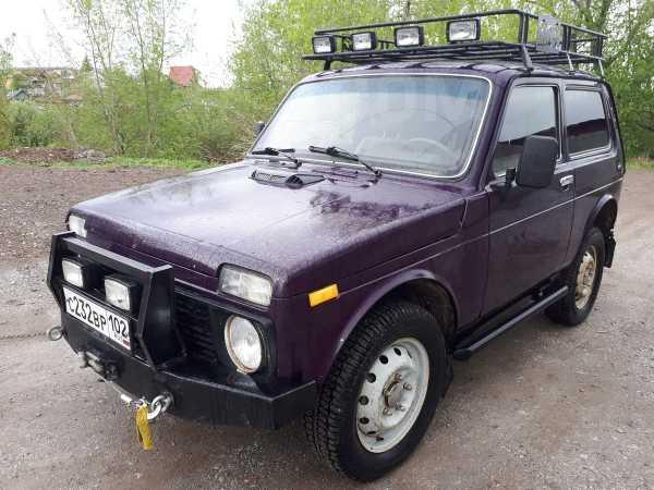 Лада 4x4 2121 Нива, 1999 год, 150 000 руб.