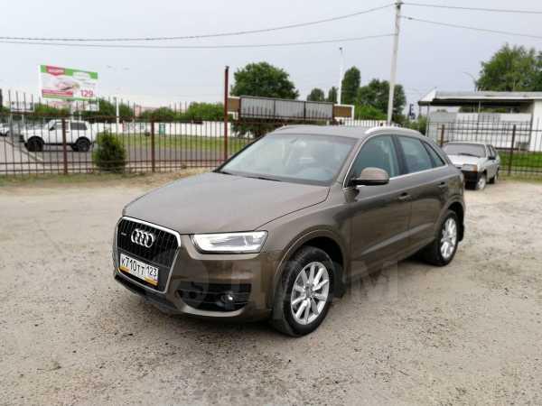Audi Q3, 2014 год, 1 220 000 руб.