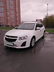 Новосибирск Cruze 2013