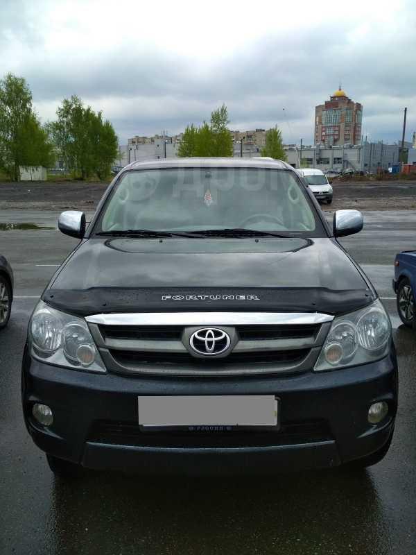 Toyota Fortuner, 2008 год, 1 300 000 руб.