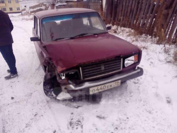 Лада 2107, 1984 год, 19 000 руб.