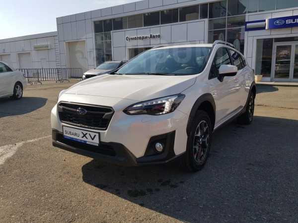 Subaru XV, 2018 год, 1 980 442 руб.