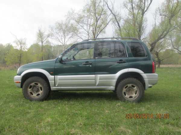 Suzuki Grand Vitara, 2004 год, 444 000 руб.