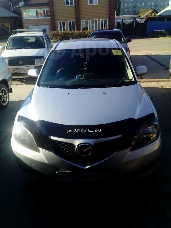 Mazda Axela, 2007 год, 410 000 руб.
