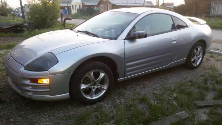 Mitsubishi Eclipse, 2001 год, 270 000 руб.