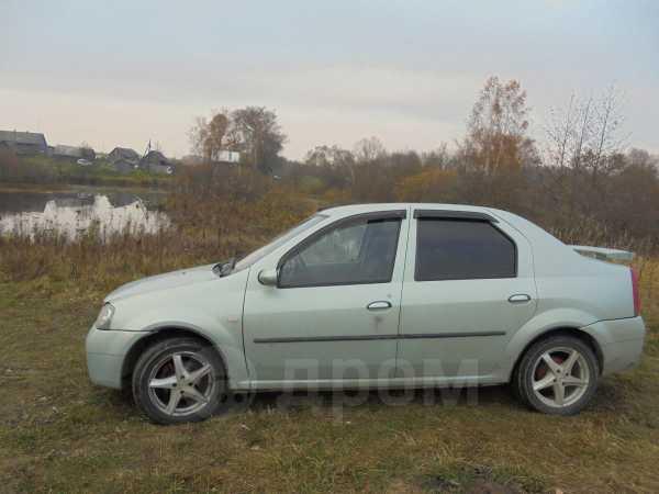 Renault Logan, 2009 год, 105 000 руб.