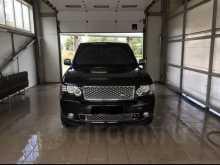 Новокузнецк Range Rover 2011