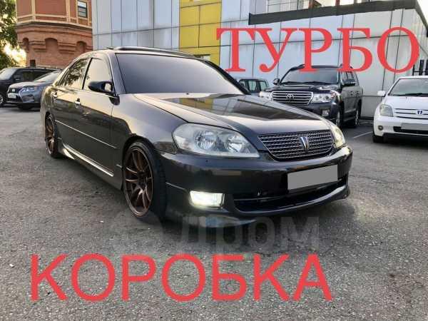 Toyota Mark II, 2002 год, 750 000 руб.