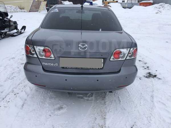 Mazda Mazda6, 2004 год, 399 000 руб.