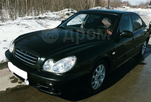 Hyundai Sonata, 2005 год, 340 000 руб.