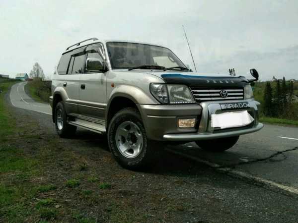 Toyota Land Cruiser Prado, 2001 год, 730 000 руб.