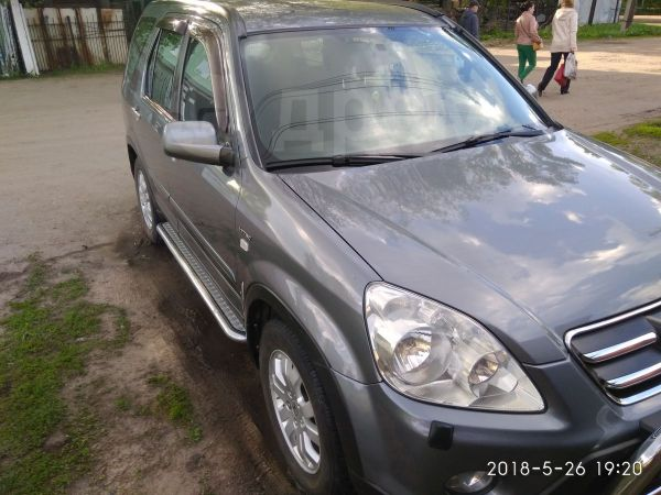 Honda CR-V, 2006 год, 630 000 руб.