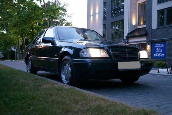 Mercedes-Benz C-Class, 1994 год, 350 000 руб.