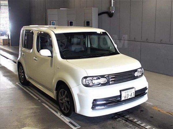 Nissan Cube, 2010 год, 380 000 руб.