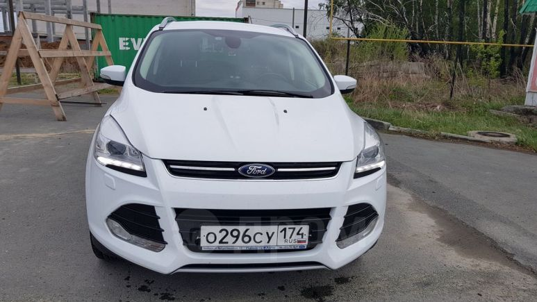 Ford Kuga, 2014 год, 1 000 000 руб.