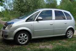 Выкса Opel Meriva 2009