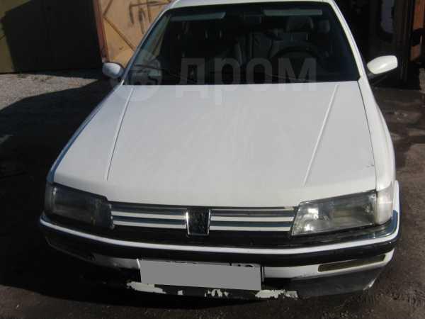 Peugeot 605, 1989 год, 40 000 руб.