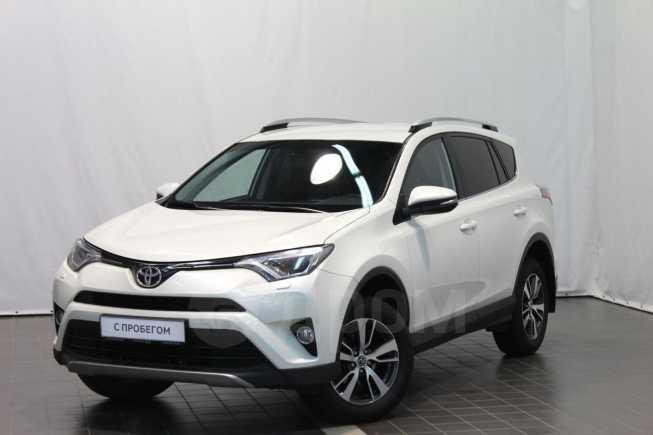 Toyota RAV4, 2016 год, 1 665 000 руб.
