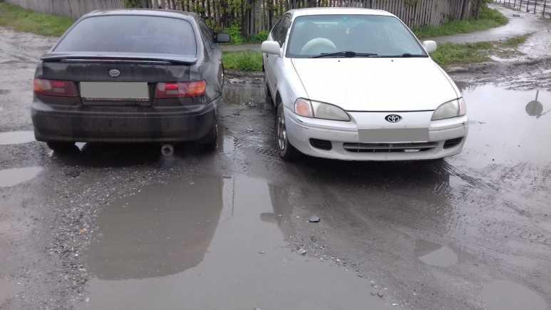 Toyota Cynos, 1999 год, 155 000 руб.