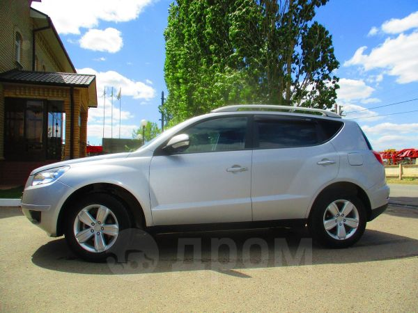 Geely Emgrand X7, 2014 год, 570 000 руб.