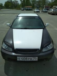 Барнаул Civic 1997