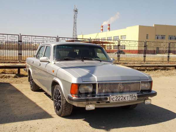 ГАЗ 3102 Волга, 2002 год, 450 000 руб.