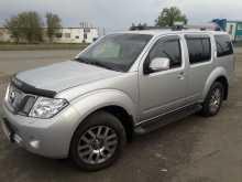 Челябинск Pathfinder 2013