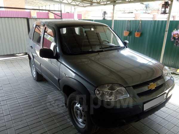 Chevrolet Niva, 2013 год, 380 000 руб.