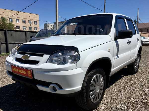 Chevrolet Niva, 2014 год, 435 000 руб.