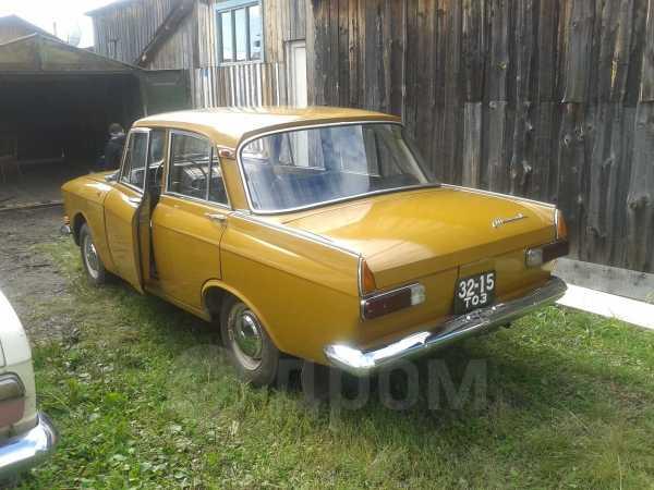 Москвич 408, 1970 год, 100 000 руб.