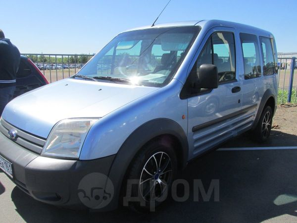 Ford Tourneo Connect, 2007 год, 355 000 руб.