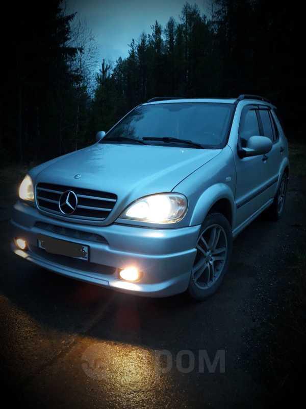 Mercedes-Benz M-Class, 1998 год, 460 000 руб.
