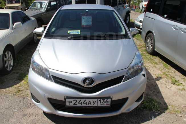 Toyota Vitz, 2013 год, 560 000 руб.