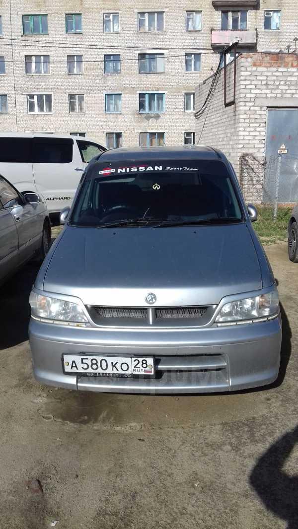Nissan Cube, 1998 год, 180 000 руб.