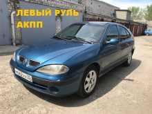Барнаул Megane 2000