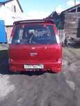 Nissan Cube, 1998 год, 130 000 руб.
