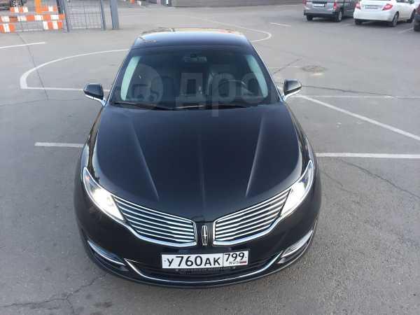Lincoln MKZ, 2013 год, 1 490 000 руб.