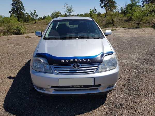 Toyota Corolla, 2004 год, 415 000 руб.
