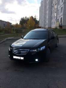 Саянск Accord 2011